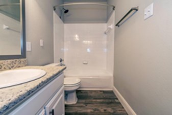 Bathroom at Listing #139448