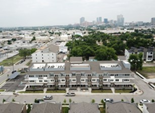 Aerial View at Listing #296866