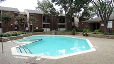 Pool at Listing #137232
