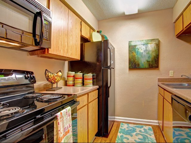 Kitchen at Listing #139487