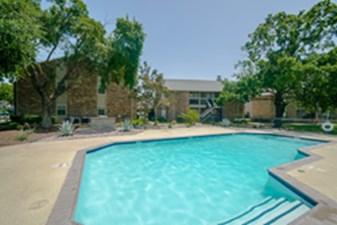 Pool at Listing #140267