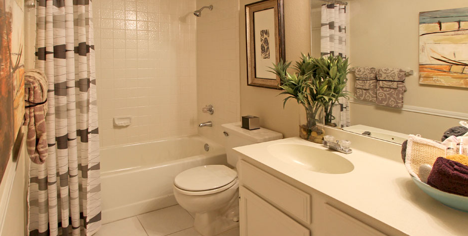 Bathroom at Listing #136070