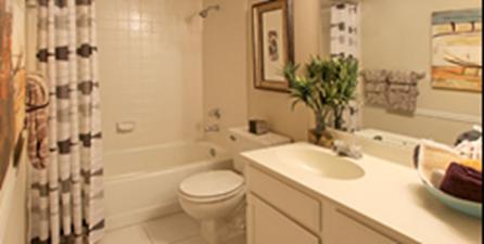 Bathroom at Listing #136070