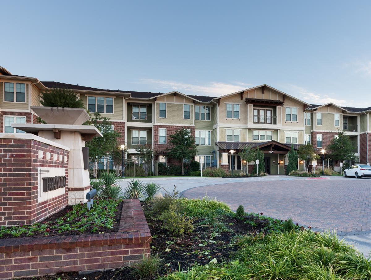 Terrawood Apartments Grapevine TX