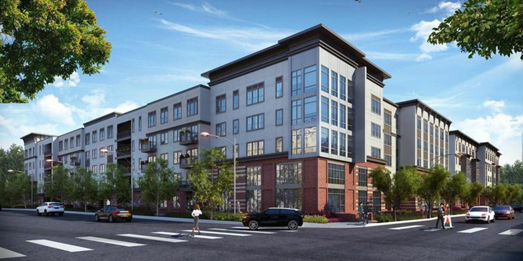Avenue on Fairmount Apartments