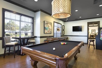 Gameroom at Listing #144139