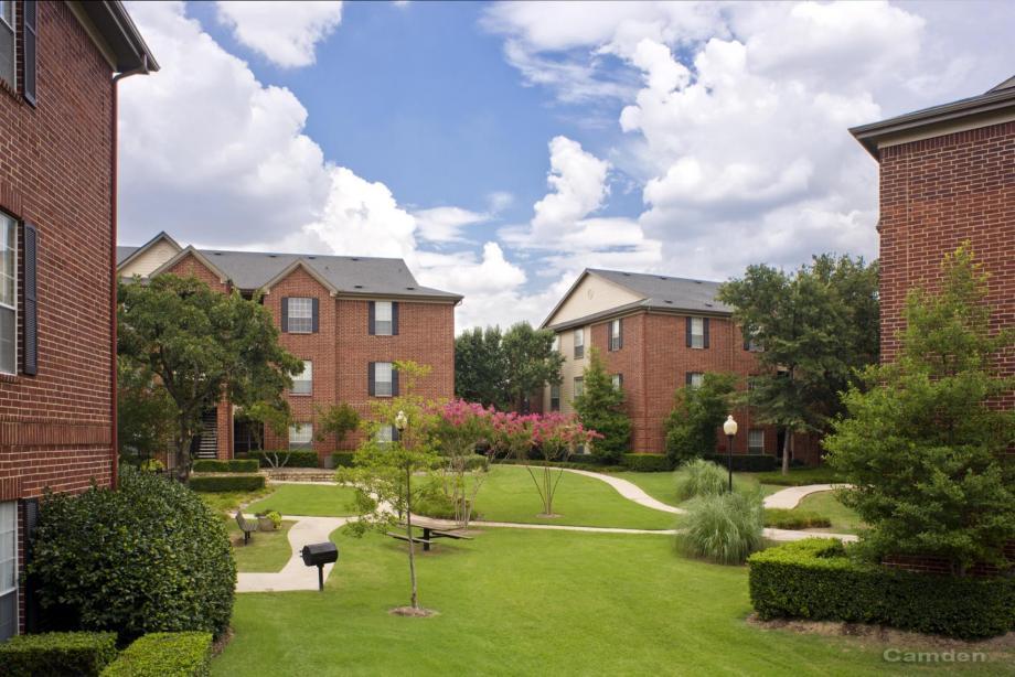 Camden Centreport Apartments Fort Worth TX