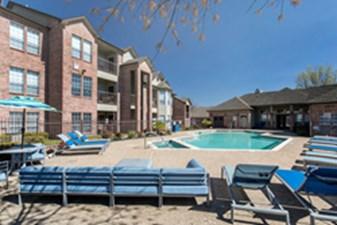 Pool at Listing #137954