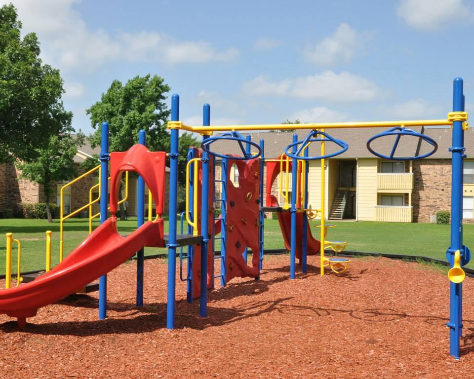 Playground at Listing #136122