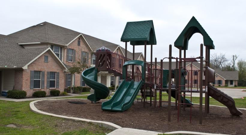 Playground at Listing #140133