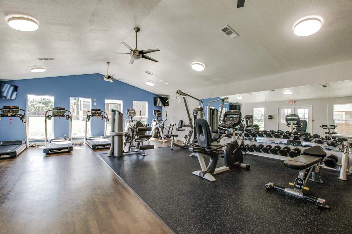 Fitness at Listing #136763