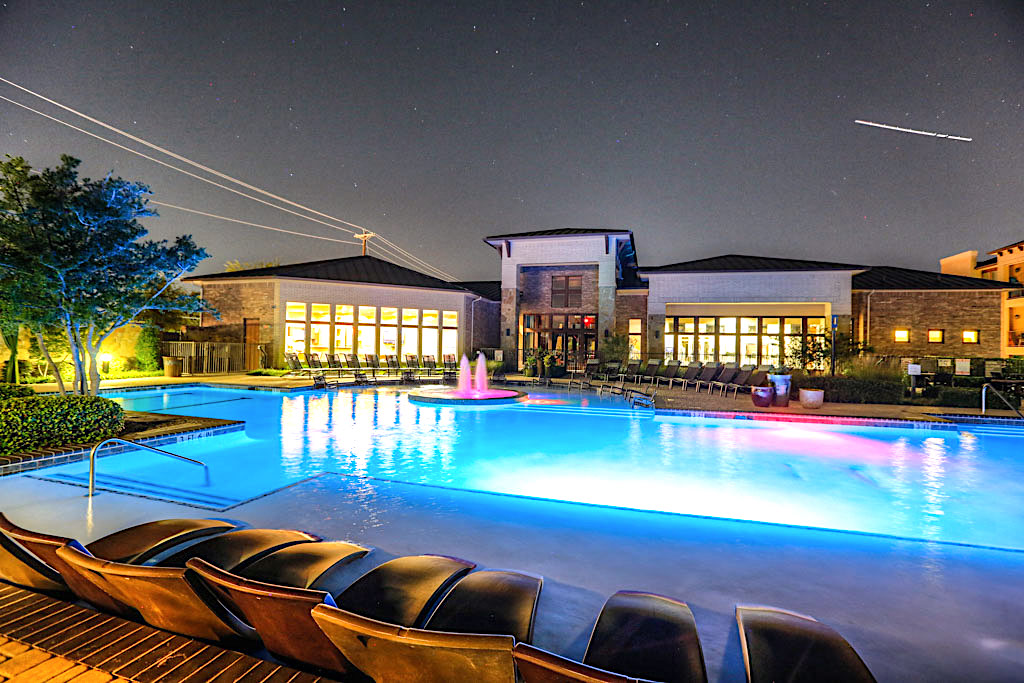 Pool at Listing #152221