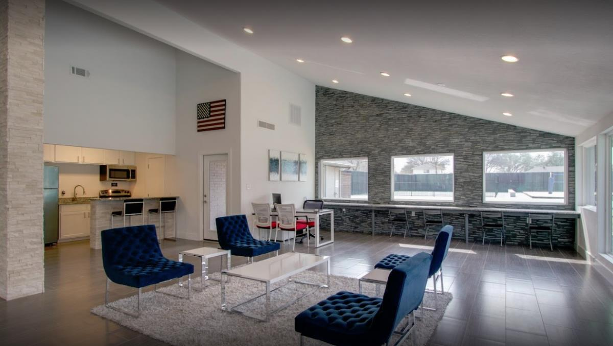 Clubhouse at Listing #137389