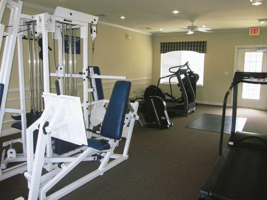 Fitness at Listing #138105