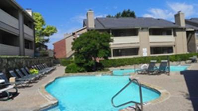 Pool at Listing #135937
