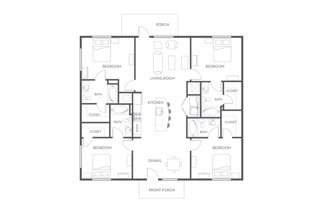 1,783 sq. ft. floor plan