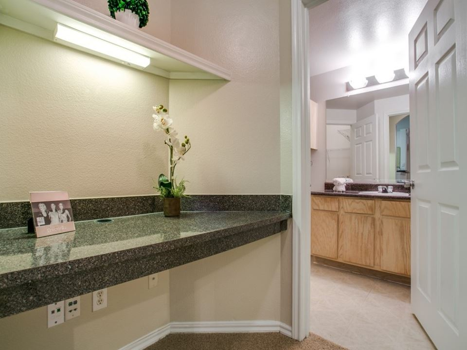 Bathroom at Listing #138160