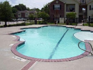 Pool Area at Listing #144158