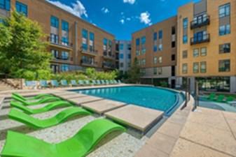 Pool at Listing #242405