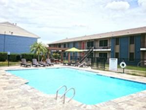 Pool at Listing #138398
