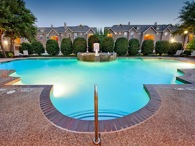 Pool at Listing #137876