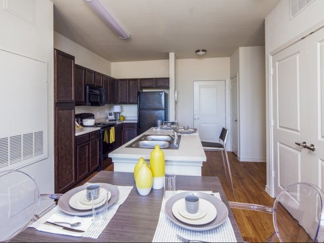 Kitchen at Listing #266673