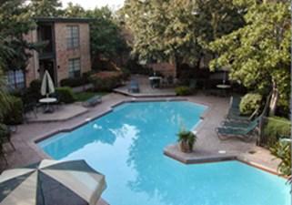 Pool at Listing #138876