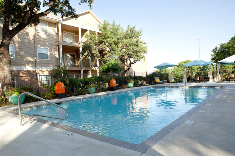 Pool at Listing #143399