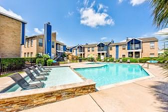 Pool at Listing #138346