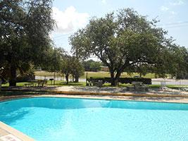 Pool at Listing #141208