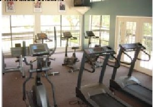 Fitness Center at Listing #141166