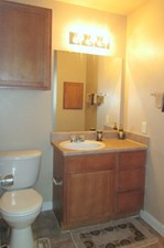 Bathroom at Listing #138193