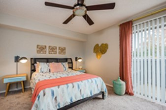 Bedroom at Listing #136207