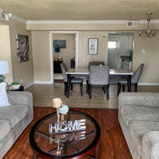 Living Area at Listing #140038