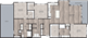 1,726 sq. ft. to 1,785 sq. ft. C1.2 floor plan
