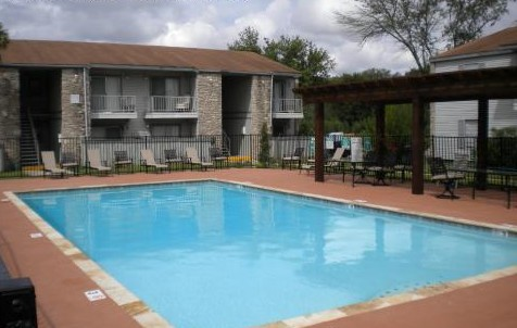 Pool at Listing #141163