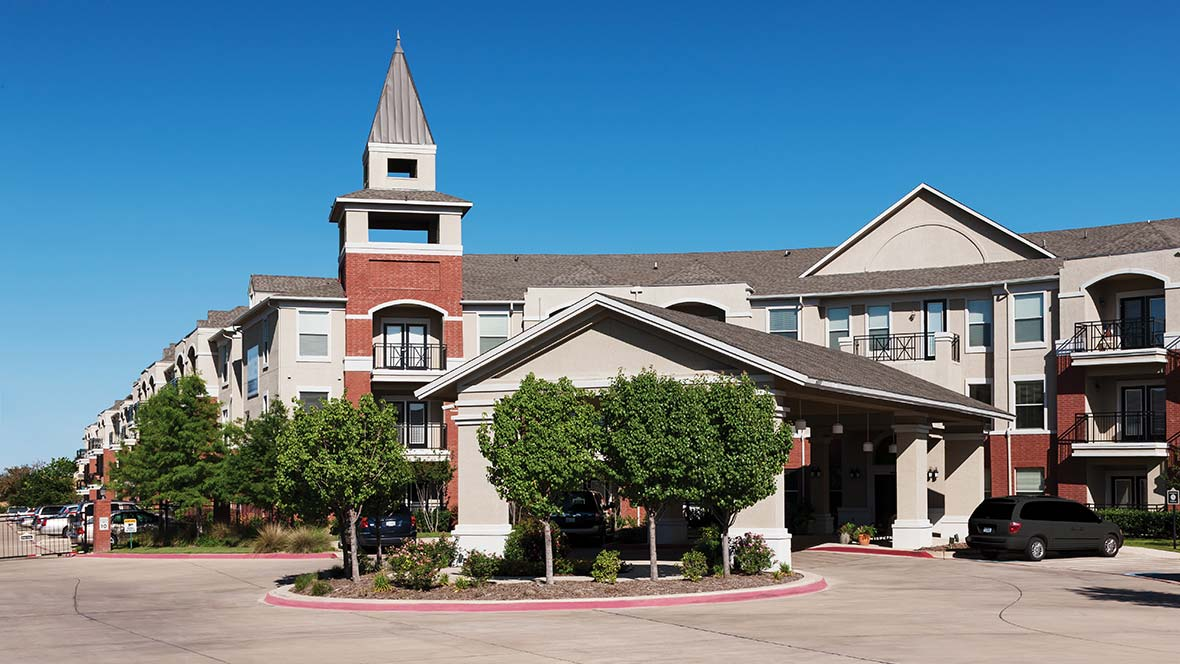 Atria at Hometown ApartmentsNorth Richland HillsTX