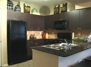Kitchen at Listing #144786