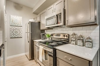 Kitchen at Listing #136521