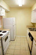 Kitchen at Listing #135676