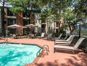 Pool at Listing #140342