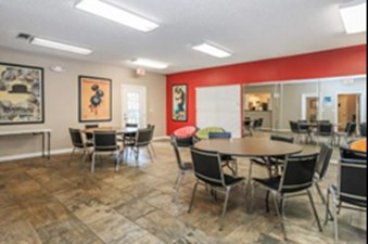 Clubhouse at Listing #135874