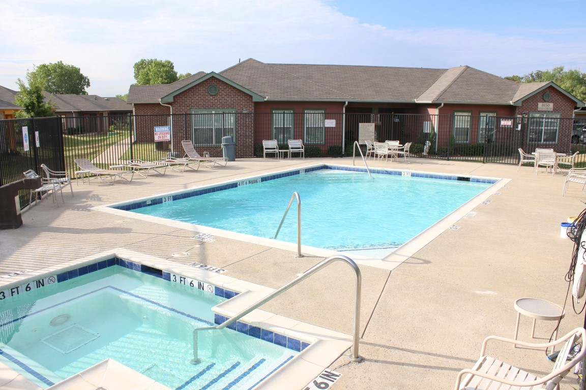 Pool at Listing #144773