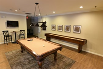 Gameroom at Listing #140753