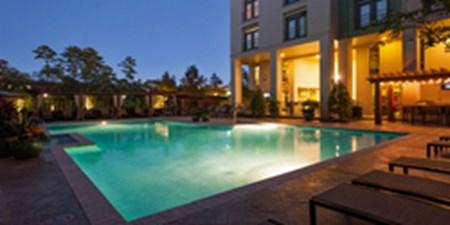 Pool at Listing #144788