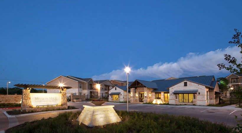 Mission Hill II Apartments New Braunfels, TX