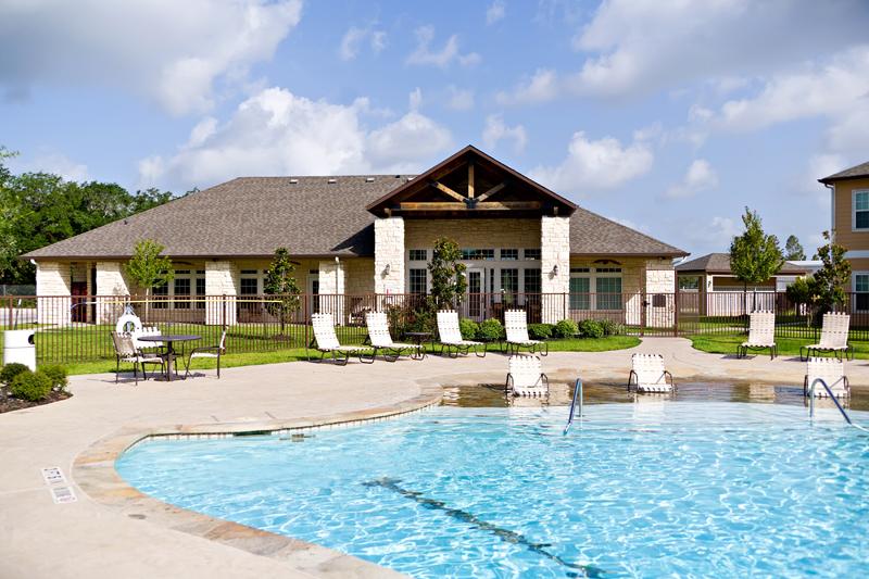 Pool at Listing #236754