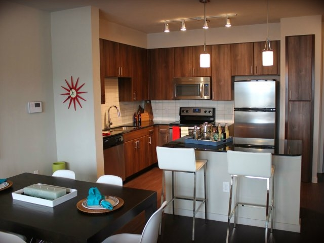 Kitchen at Listing #253213