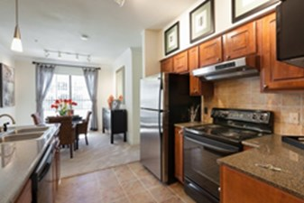 Kitchen at Listing #140692