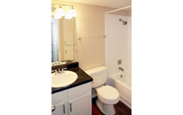 Bathroom at Listing #136441